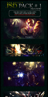 DanKelly's .PSD Pack # 1 by dankellyico