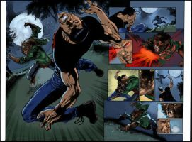 Superboy Pages 6-7 by Ronron84