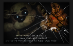 Five Nights At Freddy's by White-Cyanide