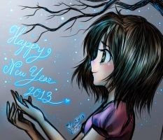 Happy New Year 2013 by wernwern