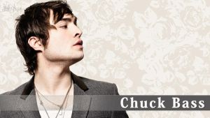 Chuck Bass Wallpaper by Cassaria
