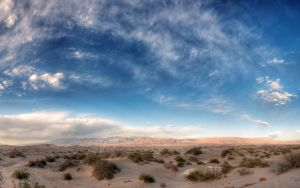 The Desert 2560 Wallpaper by myINQI