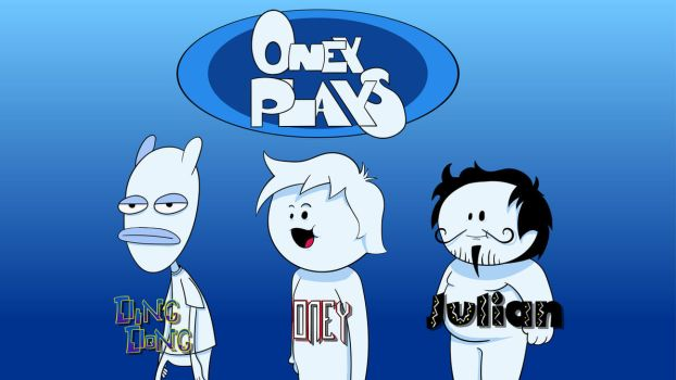 Oney Plays Wallpaper by GioolioDraws