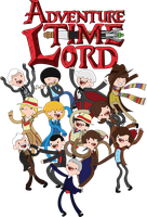 Adventure Time Lord by T-3000