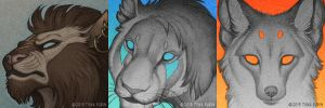 October icons by mirroreyesserval
