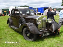 1934 Rolls Royce 20/25 by The-Transport-Guild
