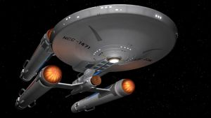 TOS Constellation Class by enterprisedavid