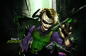 Joker by Skrillex10