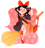 Kiki's Delivery Service by Tagouh