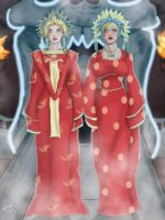 Big Trouble in Little China - Brainwashed Brides 2 by Trishbot