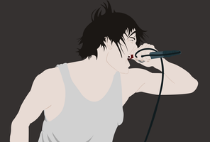 Human Vector Mitch Lucker (No Tattoos) by dashie4president