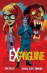 EX SANGUINE Tpb cover by ColtNoble