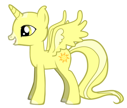 Sunlight Magic at young age by suxgio