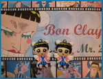 Chibi-Charms: Bon Clay, Mr. 2 by MandyPandaa