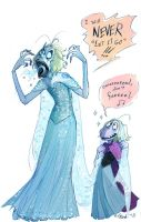 The cold bothered him a little bit... by CountANDRA