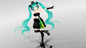 DT Magnet Miku by GumiCandy