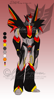 TF FC Dreadroad [WIP] by Skeleton-Hellflame