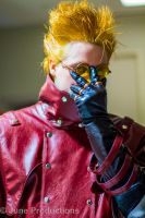 Trigun ~ Vash the Stampede by JUNeProductions