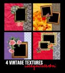 Vintage Textures by Iseeyoulaterboi
