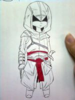 Altair by satanic-soldier