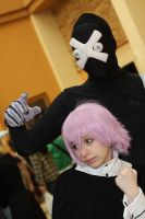 Crona and Ragnarok by Kumagoraa