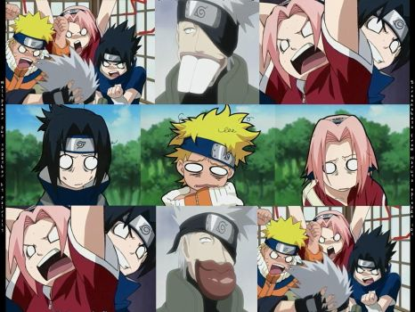 Narutarded Wall .spoilers. by FairLily