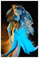 Corpse Bride by chezkerr