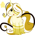 Cute pony adoptables: galactic gem Theme by P-pastelbunny