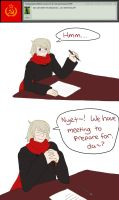 Question 28: No Breaks for Lithuania~! by Ask-Soviet-Russia