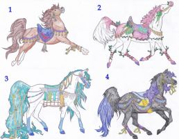 Carousel Adopts CLOSED by ForeverFallen16