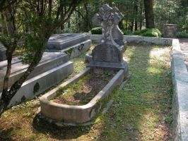 Unusual Grave by HauntingVisionsStock