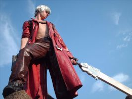 Dante From Devil May Cry 3 by DanteNeverCry