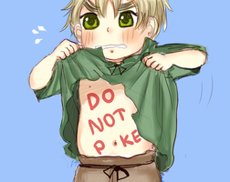 APH: Do Not Poke by Assby