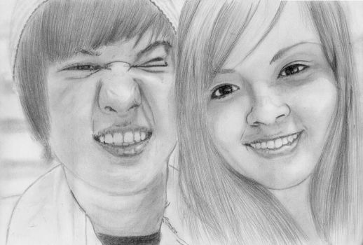 Happy in Love by Jeramie-Lim