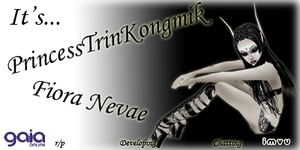 IMVU and Gaia Banner by Zobiana