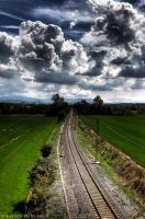 Railway to heaven by colpewole