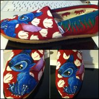 Commissioned Stitch Toms. by mise-please
