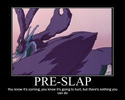 Demotivational Cherubimon slap by Megamothius