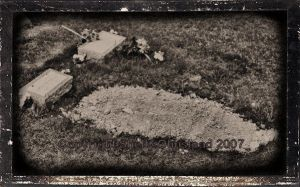 New Grave by PoisonAlice