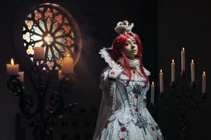 TRINITY BLOOD: Queen of Albion by Mirum-Numenis