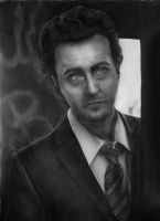 Edward Norton by Von-Amadeus