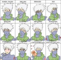 Kakashi - emotion meme by Ensatsu-Kokuryuha