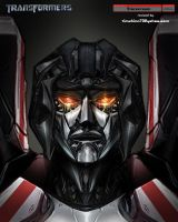 Movie Starscream Redux V 2.0 by timshinn73