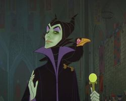 Maleficent me by Totem1