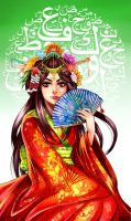 Saudi/Japanese Fashion Show 2014 by SaraSama90