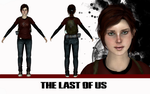 The Last of Us - Ellie model release by konradM96