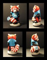 AG Systems Red Panda COMPLETE by Meadowknight