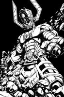 Galactus The Destroyer of Worlds 2.0 by 1314