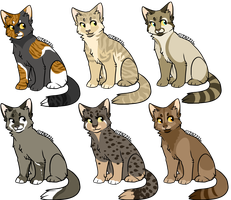 .: TBT - Cat adoptables :. by Duchess-Masquerade