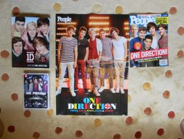 One Direction birthday presents by Gilly-Bird